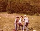 Campo Mobile tra gli orsi